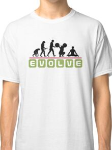 Funny Men's Yoga Classic T-Shirt