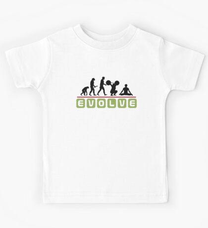 Funny Men's Yoga Kids Tee