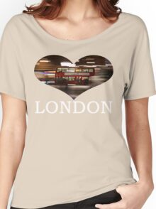 London Bus Women's Relaxed Fit T-Shirt