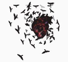 The Heart of Darkness  by Mariusz Zawadzki