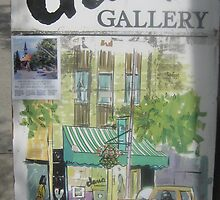 'dana Gallery' Sign. by Maureen Dodd