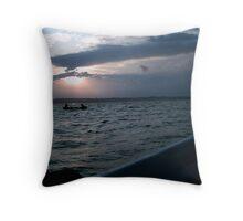 fishermen Throw Pillow