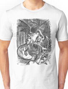 The Jabberwocky Unisex T-Shirt