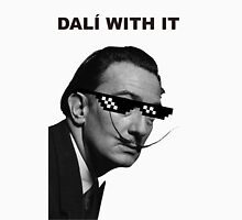 Dalí With it Unisex T-Shirt