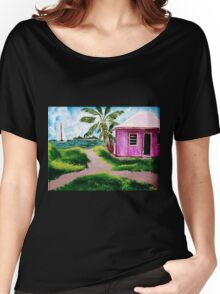 A Fork In the Road Women's Relaxed Fit T-Shirt