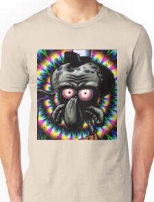 Carlos the grumpy calamar Unisex T-Shirt