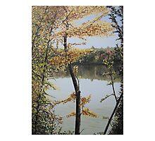 Crawford Lake - Autumn (c) Ian Ridpath 2010 Photographic Print