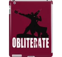 [V1] - Obliterate! iPad Case/Skin
