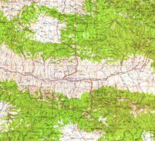 USGS Topo Map Oregon Canyon City 283308 1959 250000 Sticker