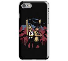 Red Bert iPhone Case/Skin