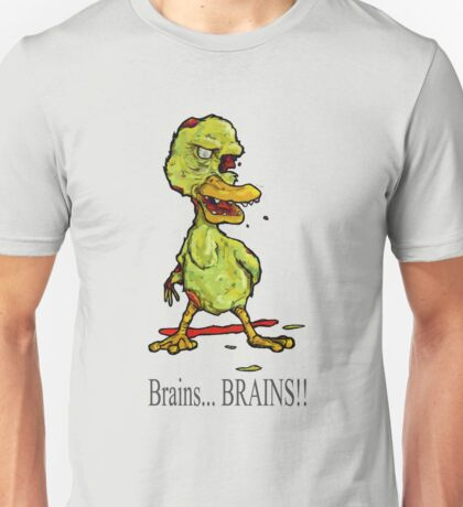 Zombie Duckling Unisex T-Shirt
