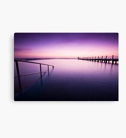Narrabeen Sunrise Canvas Print