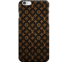 Louis Vuitton the case iPhone Case/Skin