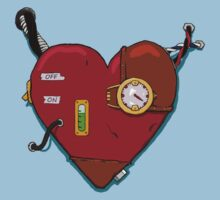 Robot Heart by creativecurran