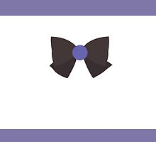 Sailor Saturn Bow by wefit