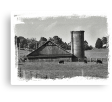 Country to the Core Canvas Print