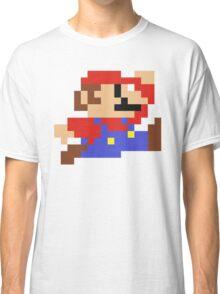 8-Bit Mario Nintendo Jumping Classic T-Shirt