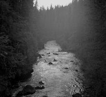 Twilight - Rogue River - Oregon by HarrySnowden