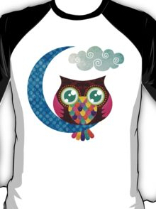 My Crescent Owl T-Shirt