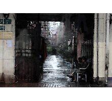 Beijing Alley Photographic Print