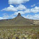 Route 66 - Arizona Mountain by Frank Romeo