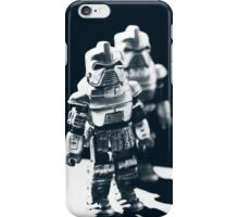 By your command iPhone Case/Skin