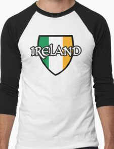 Ireland Men's Baseball ¾ T-Shirt