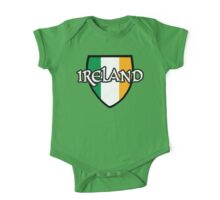 Ireland One Piece - Short Sleeve