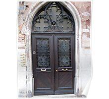 Doors of Europe-Venice 1 Poster
