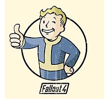 Fallout 4 by Shoro Photographic Print