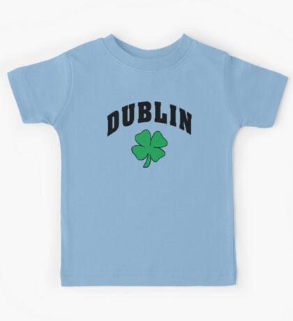 Irish Dublin Kids Tee