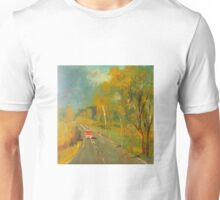 Praise for the CFA; help is on the way (oil on board) Country Victoria Unisex T-Shirt