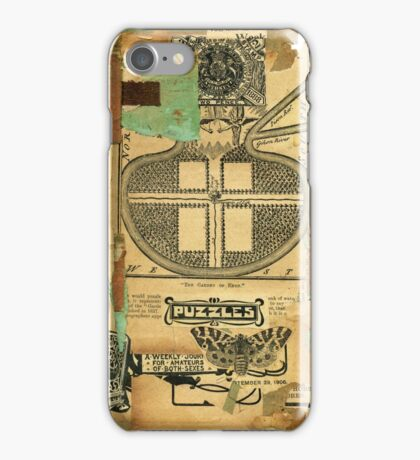 YourCollage. iPhone Case/Skin