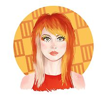 Hayley #2 by attkcherry