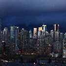 Vancouver at Twilight by Wendi Donaldson Laird
