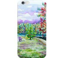 Seward Park iPhone Case/Skin