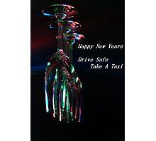 HAPPY NEW YEAR - 2011 Photographic Print