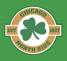 Chicago Northside Irish One Piece - Short Sleeve