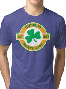 Chicago Northside Irish Tri-blend T-Shirt