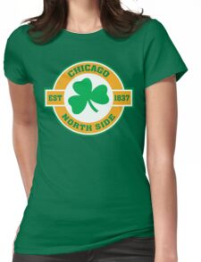 Chicago Northside Irish Womens Fitted T-Shirt