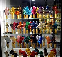 Need a Glove, what color? by Darrell-photos