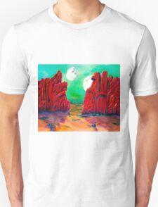 Barsoom Unisex T-Shirt