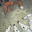 Fox Hunt by beesants