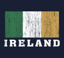 Ireland Flag One Piece - Long Sleeve