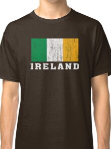Ireland Flag Classic T-Shirt