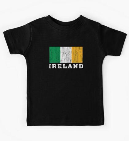 Ireland Flag Kids Tee