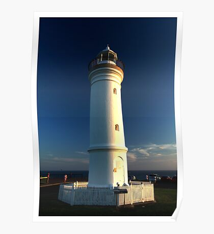 Kiama Lighthouse - The Light Tower Poster