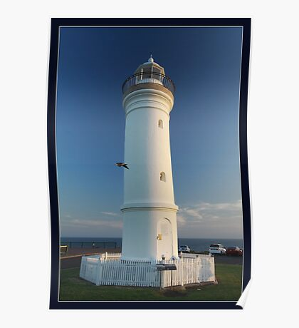 Kiama Lighthouse - The Light Tower 2 Poster