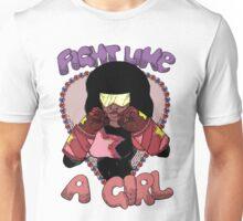 Fight Like A Girl (Crystal Gem) Unisex T-Shirt