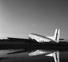 Reflection in Aviation by Photo-Bob
